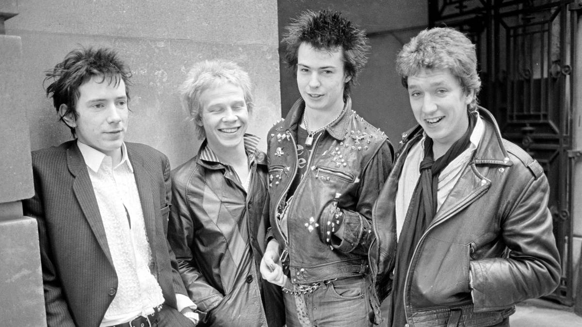 Why did the Sex Pistols split up?