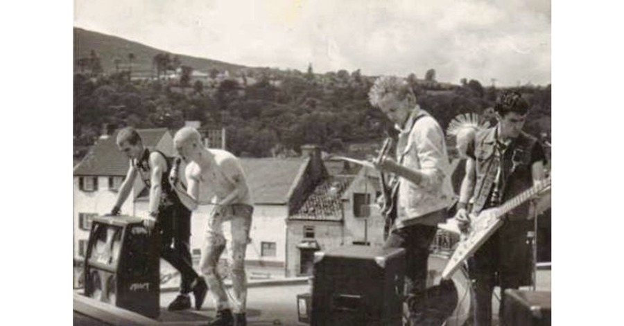 Phillip 'Doc' Doherty: Former band frontman lived for music and Cliftonville FC