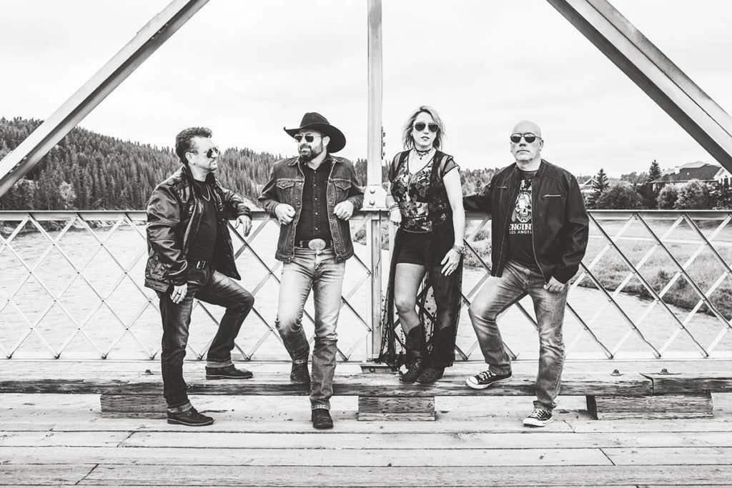 Stettler's own Renegade Station lands several Country Music Alberta nominations – Stettler Independent