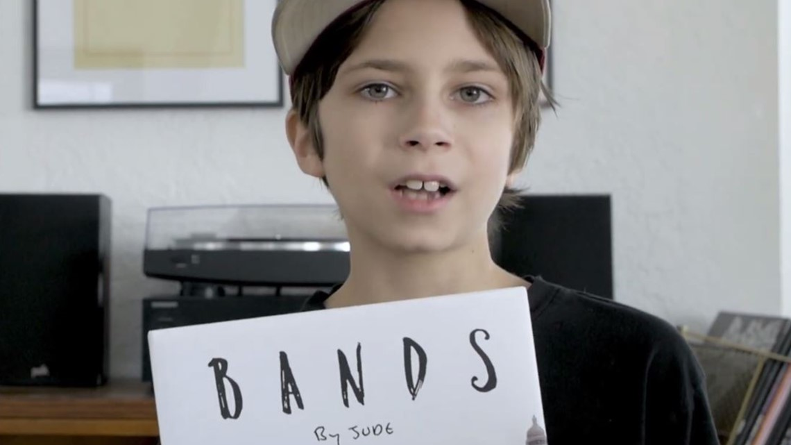10 year old Bremerton author shares the ABC's of indie rock