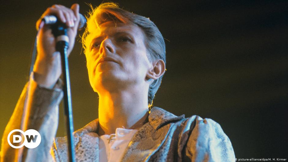 David Bowie remembered 5 years after his death | Music | DW