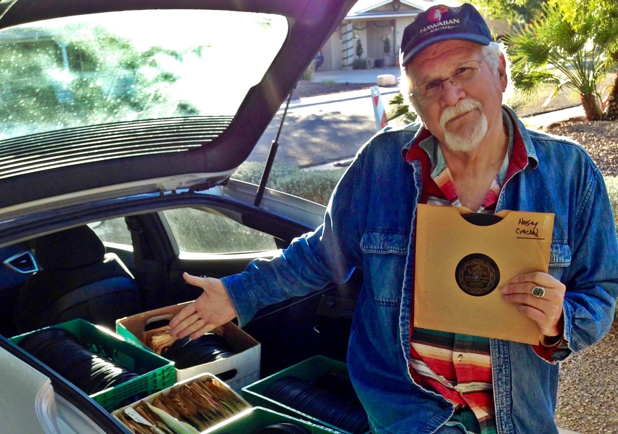 Arizona Music Historian John Dixon Is Hosting a Record Sale This Weekend in Scottsdale