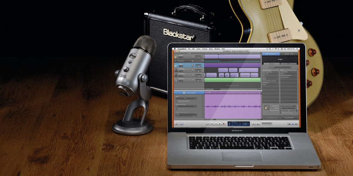 What is GarageBand? Here's what you need to know