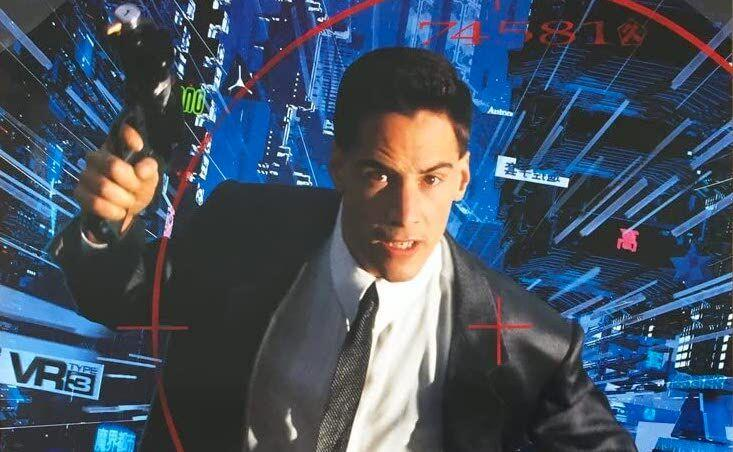 2021, the year we caught up with the cyberpunk world of Johnny Mnemonic | Flix!