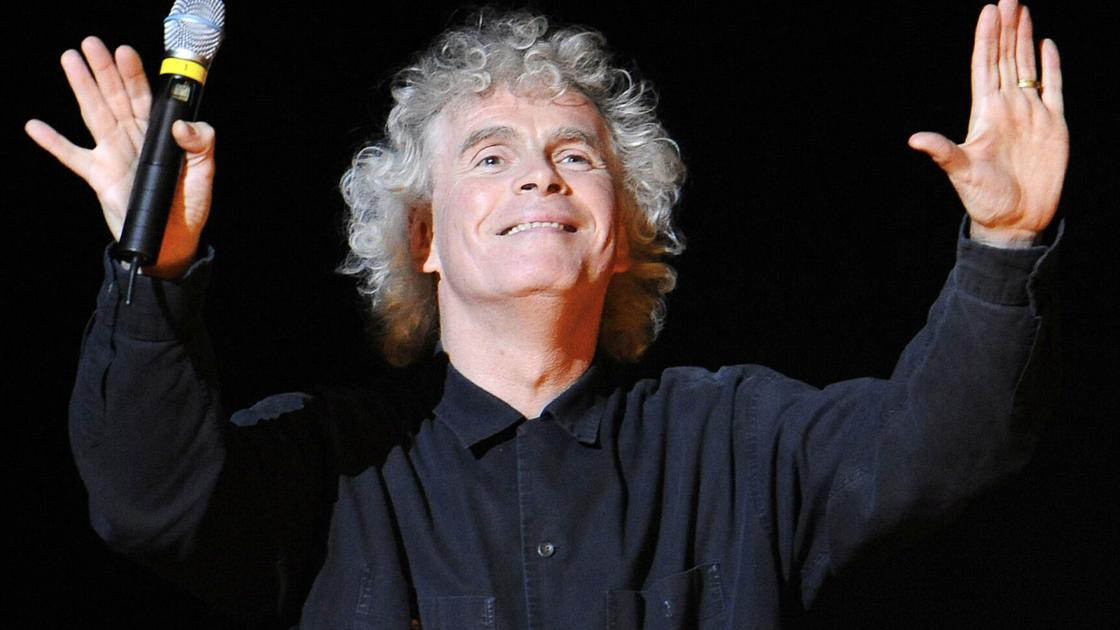 Conductor Simon Rattle to leave London post for Munich | World
