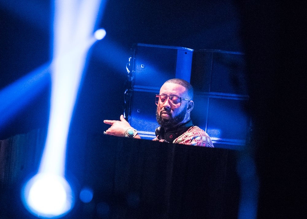 """Madlib and Four Tet Team Up on Propulsive New Song """"Hopprock"""""""