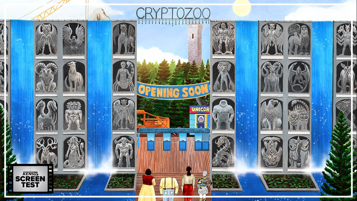 'Cryptozoo' Review: Toto, we're not in Pixar Land anymore