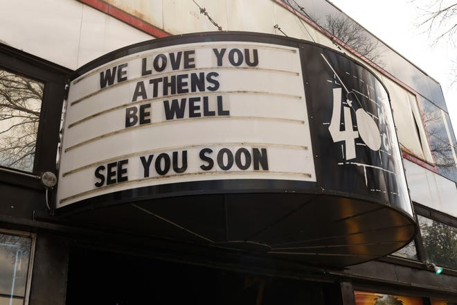 40 Watt Club and Georgia Theatre plan to return strong after COVID-19 pandemic