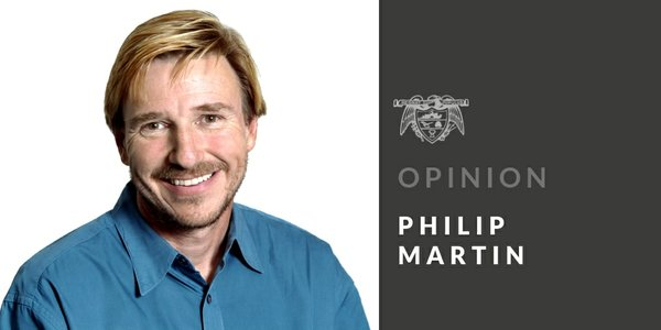 OPINION | PHILIP MARTIN: Being cheated