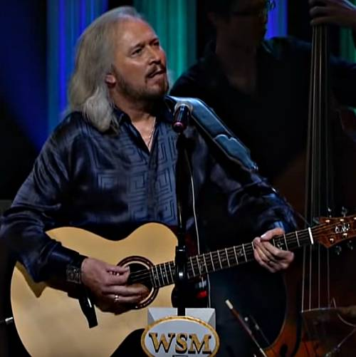 Barry Gibb on course for first UK Number 1 solo album – Music News