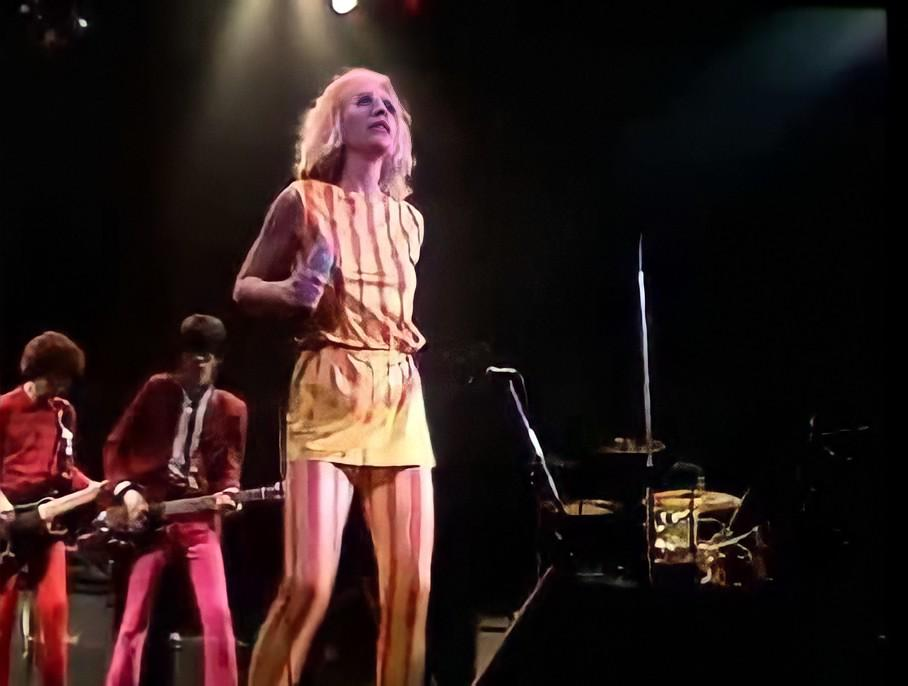 Blondie perform 'Heart of Glass' on Old Grey Whistle Test