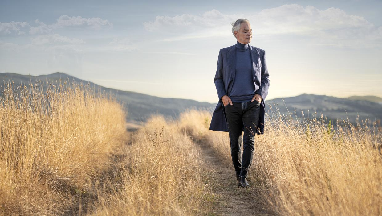 The philosophies of Andrea Bocelli