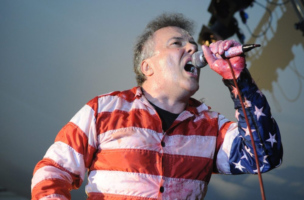 Jello Biafra Takes on Donald Trump and His Former Band, Dead Kennedys