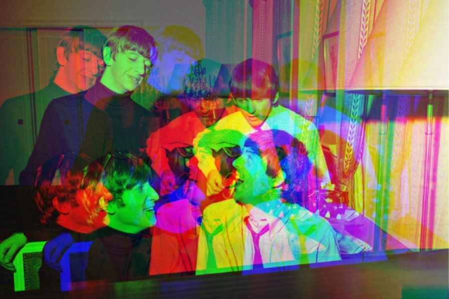 Trip with The Beatles and their 8 most psychedelic songs