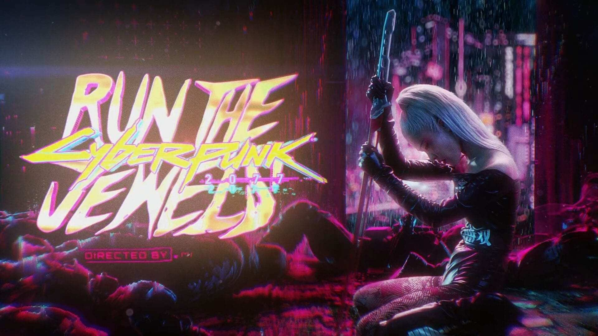 Cyberpunk 2077 Gets Psychedelic Music Video Featuring Run the Jewels