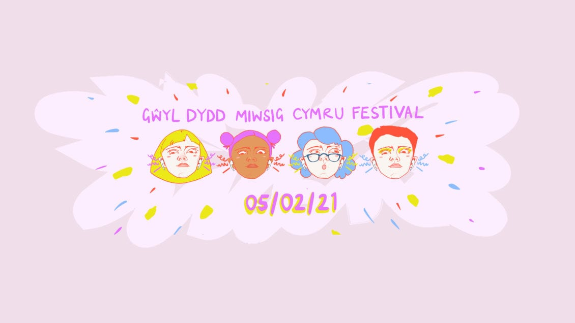 Series of events to celebrate Welsh Language Music Day 2021