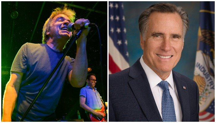 Dead Kennedys praise Mitt Romney amid protests l Alternative Press