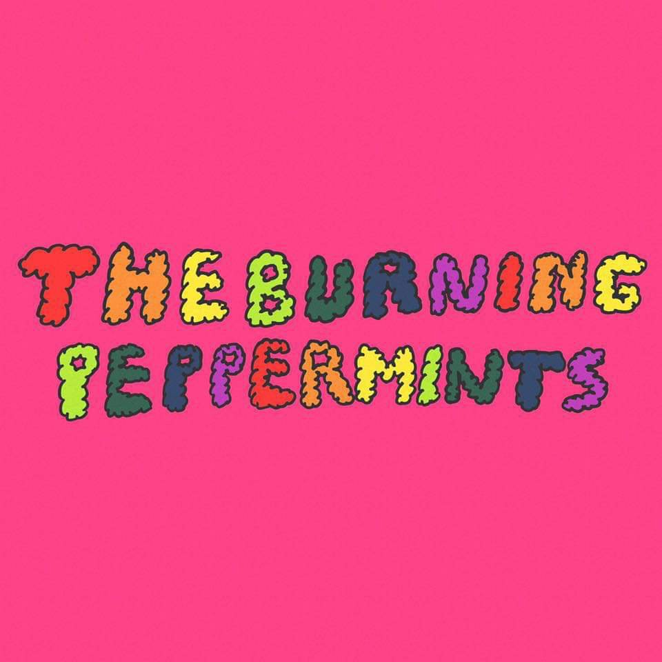 "The Burning Peppermints Release Video for ""Approach To The Castle"""