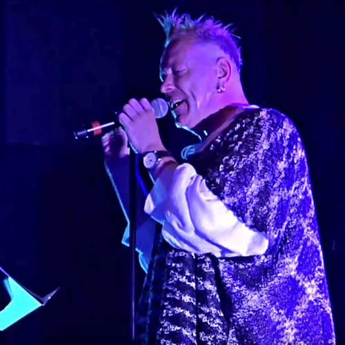 Johnny Rotten revelled in his days as a football hooligan – Music News