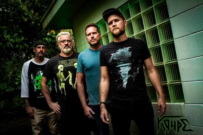 """Kaupe release new single, """"Death Rattle"""""""