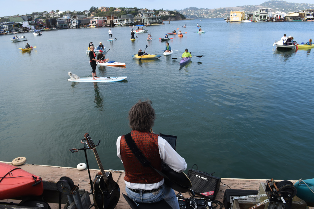 How live music survived 2020 in Marin