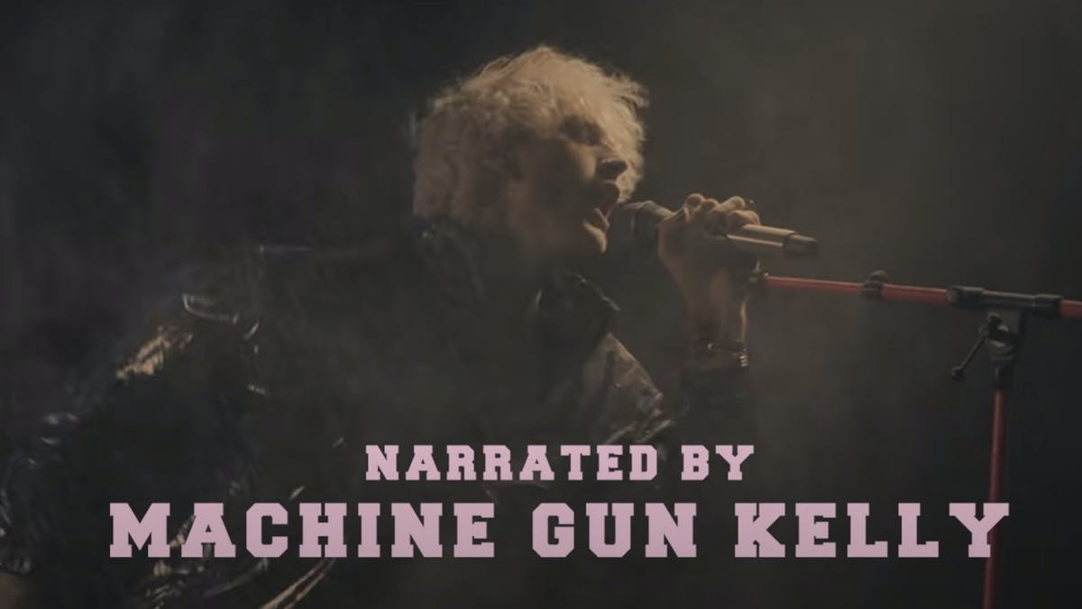 Machine Gun Kelly unveils new Downfalls High trailer, announces release date — Kerrang!