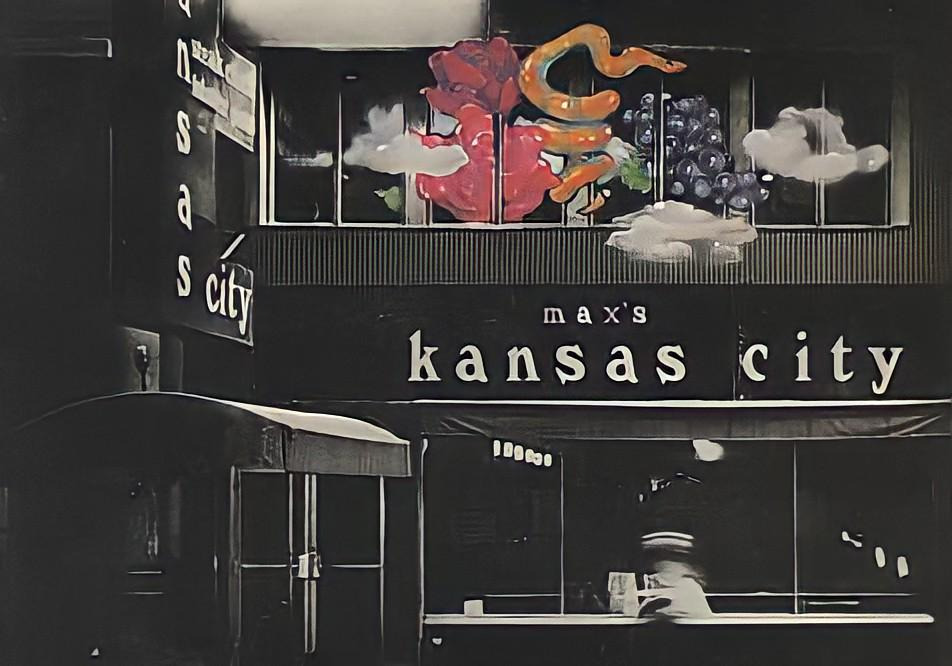 Look back at the legacy of New York venue Max's Kansas City