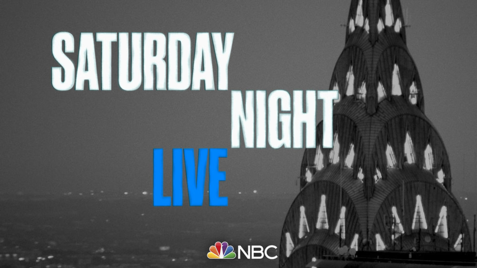 Who's the musical guest on Saturday Night Live tonight, January 30?