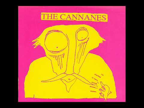The Cannanes – Frightening Thing