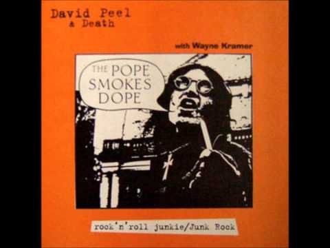 David Peel & Death With Wayne Kramer – Junk Rock