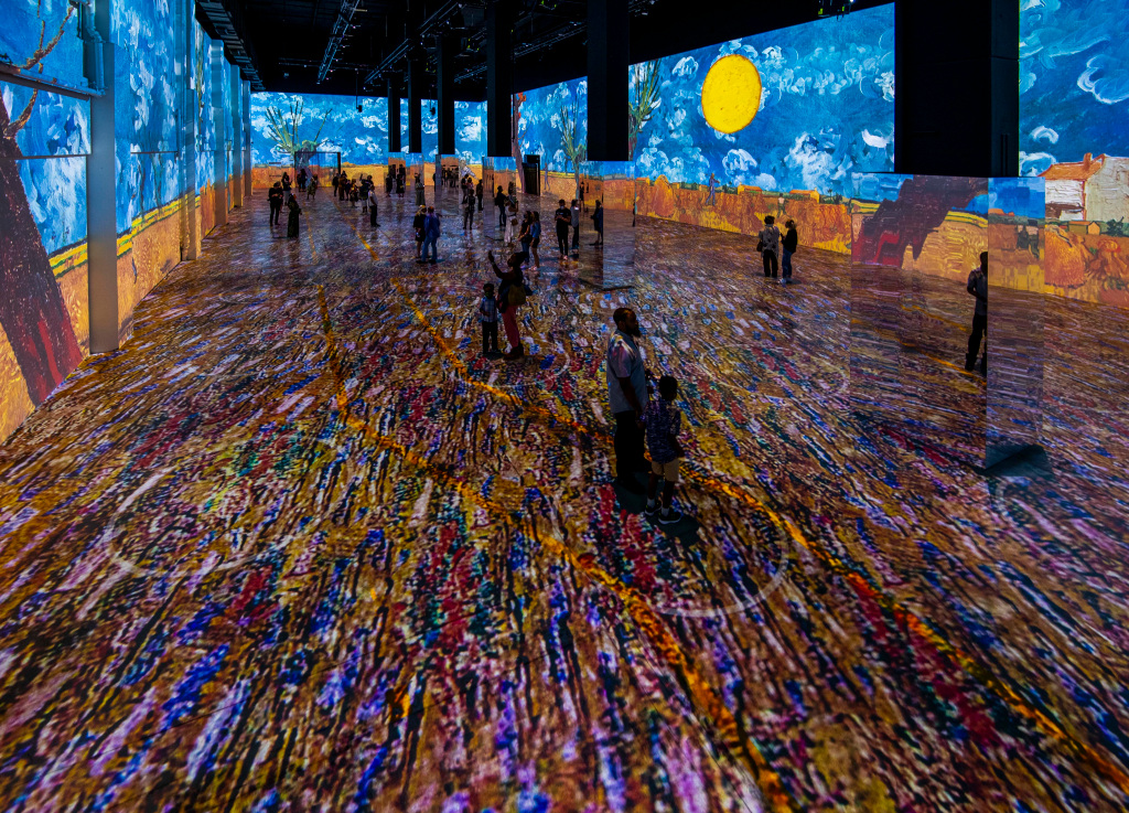 Hot ticket 'Immersive Van Gogh' gets extended in San Francisco – Marin Independent Journal