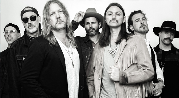 The Allman Betts Band Live at the King Center for the Performing Arts in Melbourne Feb. 11