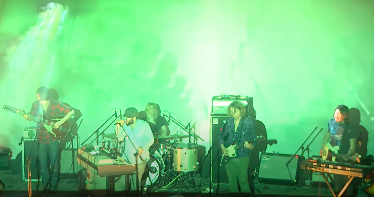 The Black Angels Announce 'Live at Levitation' Compilation Vinyl, Share Video From 2011 Performance [Watch]