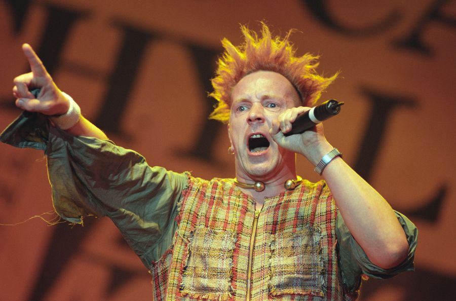 The disappointment of Johnny Rotten's conservative demise
