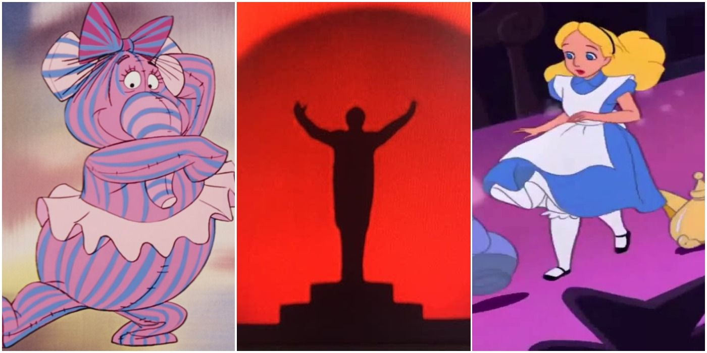 Disney: 10 Most Psychedelic Sequences