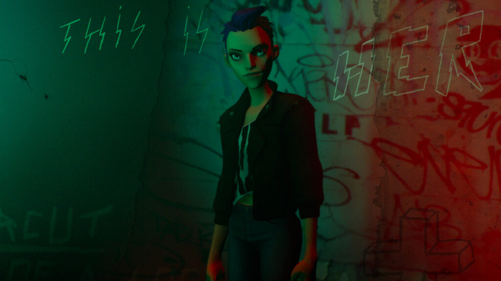 Punk VR Animation 'Battlescar' Coming to Quest and Rift Next Week – Virtual Reality Times