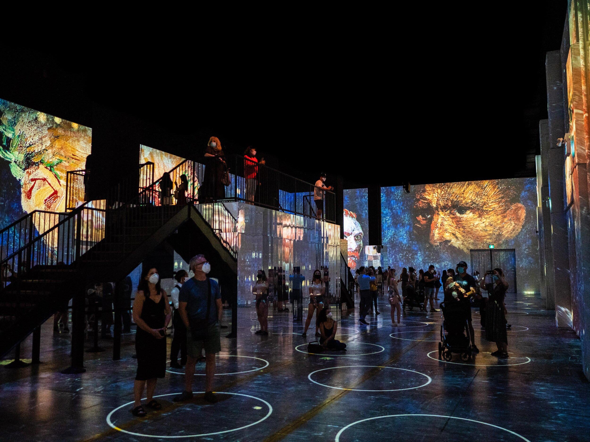 'Immersive Van Gogh' heads to San Francisco in March