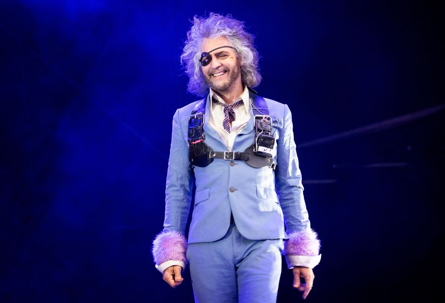 10 albums that inspired Wayne Coyne