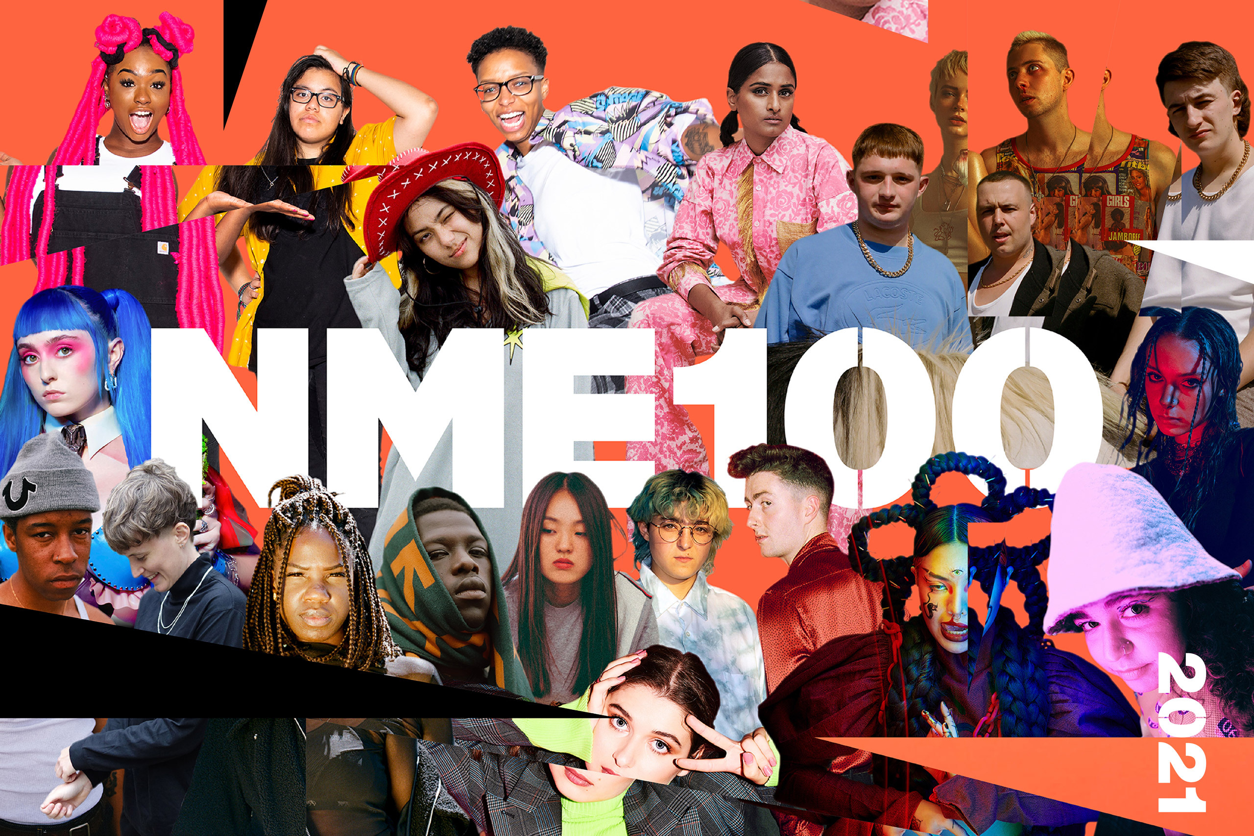 The NME 100: Essential emerging artists for 2021
