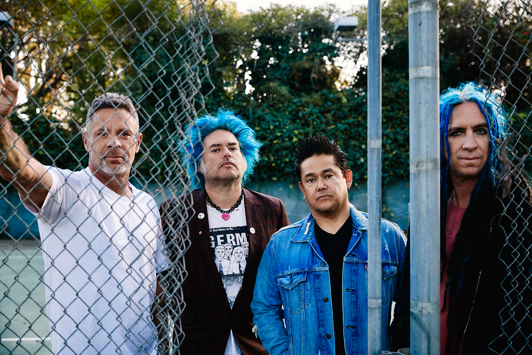 NOFX Retire Their Classic 'Linoleum' With New Song 'Linewleum'