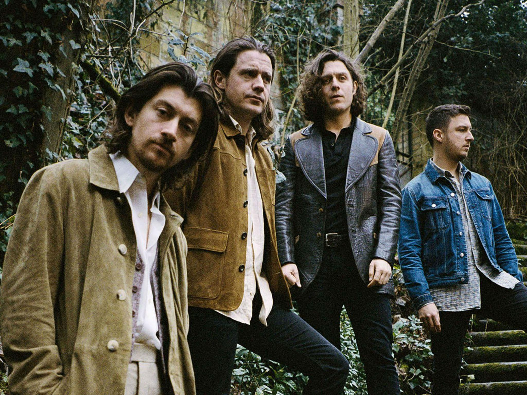 Arctic Monkeys: Matt Helders announces band in 'early stages' of writing new album