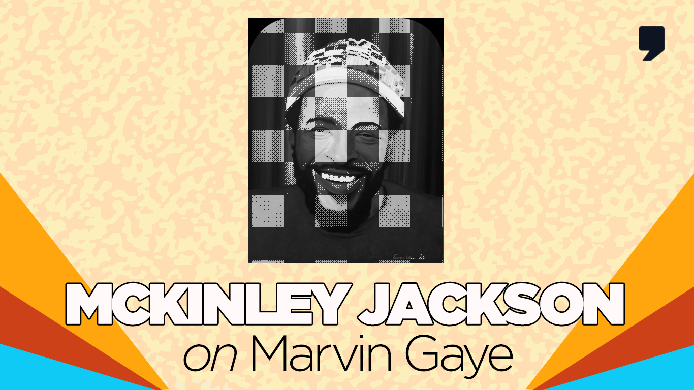 Between Takes: McKinley Jackson and Marvin Gaye's Enduring Friendship