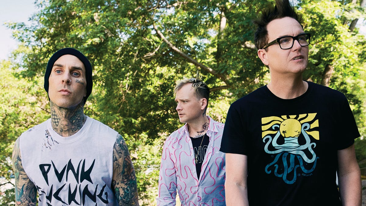 Travis Barker confirms blink-182 will release a new album this year — Kerrang!