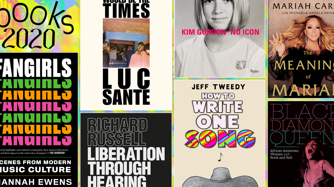 Our 15 Favorite Music Books of 2020