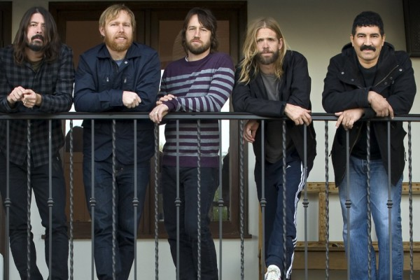 """Music: Foo Fighters: """"No Son Of Mine"""" – Punknews.org"""