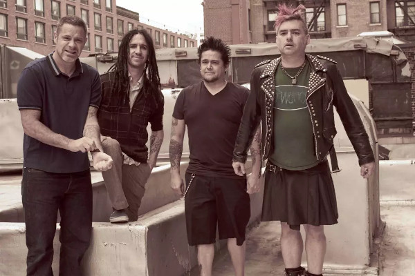 NOFX's New Year's Heave postponed