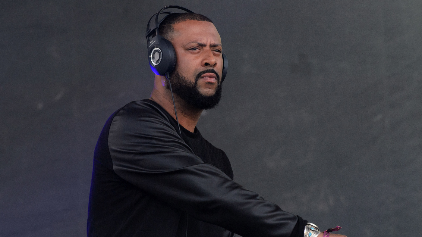 Madlib, With An Assist From Four Tet, Expands His History On 'Sound Ancestors' : NPR
