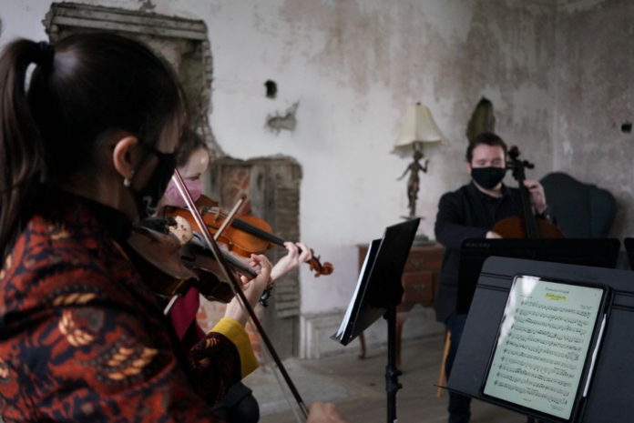 The Newport String Project launches new virtual series 'Hidden Newport', first performance will premiere on January 17