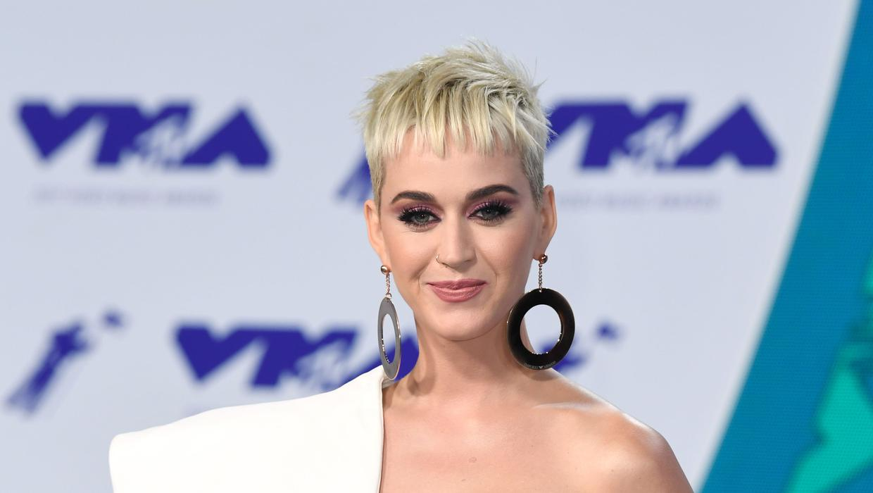 Katy Perry collaborates with Pokemon to celebrate the game's 25th anniversary