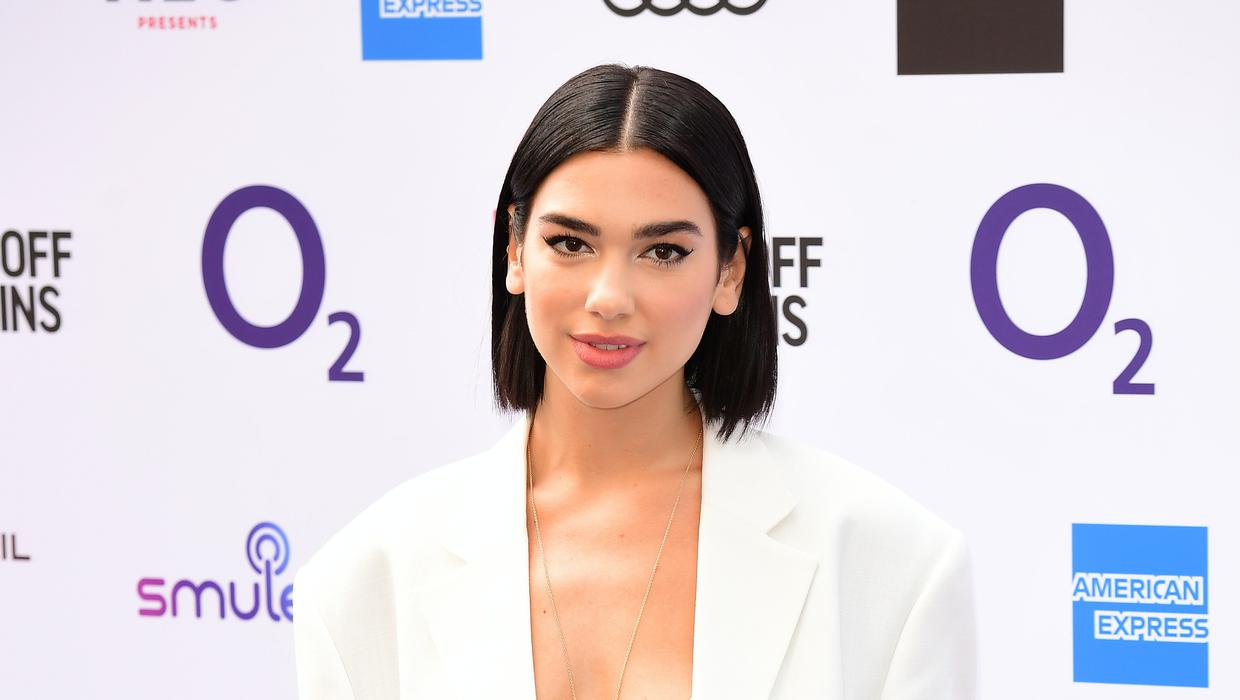 Dua Lipa: Online trolling messed with my confidence